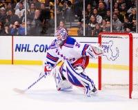 Henrik Lundqvist New York Rangers Imagens de Stock Royalty Free