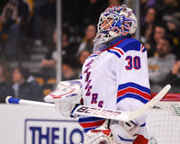 Henrik Lundqvist New York Rangers Imagens de Stock