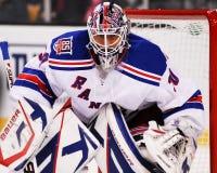 Henrik Lundqvist New York Rangers Fotos de Stock Royalty Free