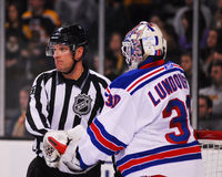 Henrik Lundqvist New York Rangers Royalty Free Stock Photos