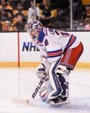 Henrik Lundqvist New York Rangers Stock Photo