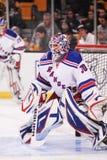 Henrik Lundqvist. New York Rangers star goalie Henrik Lundqvist stock photography