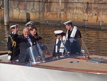 Henrik, prince époux du Danemark Images libres de droits
