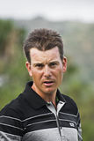 Henrik Stenson - Head Shot - NGC2009 Stock Photo