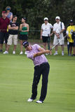 Henrik Stenson - Iron Shot - NGC2009 Stock Photography