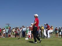 Henrik Stenson - OSRio de Janeiro 2016 - golf Arkivbild