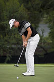 Henrik Stenson - Putting Out - NGC2009 Stock Images