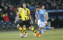 Henrique Young Boys Berne v FC Naples Liga Europa Stock Photo