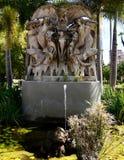 Henry Bradley Plant Memorial Fountain stock fotografie