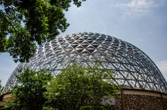 Henry Doorly Zoo och akvarium Arkivfoto