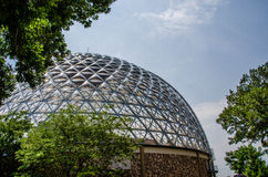 Henry Doorly Zoo und Aquarium stockfotos
