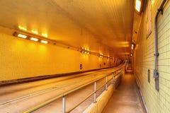 Henry E Tunnel in Fort Lauderdale, Florida di Kinney Fotografia Stock Libera da Diritti