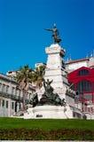 Henry el navegador en Oporto portugal Fotos de archivo libres de regalías