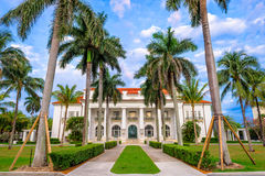 Henry Flagler House Royalty Free Stock Images