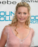 Kathryn Heigl  Royalty Free Stock Image