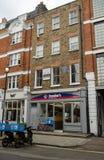 Henry Fuseli Historic Home London arkivbilder