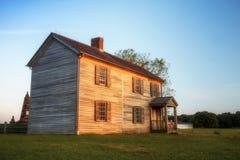 Henry House dans Manassas photos stock