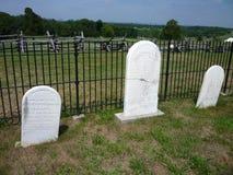 Henry House Gravestones stock fotografie