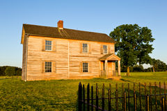 Henry House at Manassas Battlefield Royalty Free Stock Images