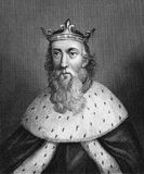 Henry I. Of England (1068-1135) on engraving from 1830. King of England during 1106-1135. Published in London by Thomas Kelly royalty free illustration
