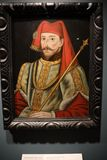Portrait of Henry IV of England stock images