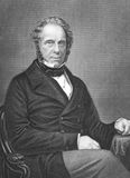 Henry John Temple, 3rd Viscount Palmerston Royalty Free Stock Photos
