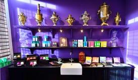 Henry Mariage tea company Royalty Free Stock Photo