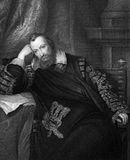 Henry Percy, 9th Earl of Northumberland Royalty Free Stock Images