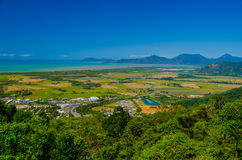 Henry Ross Lookout, Cairns Royalty Free Stock Photo