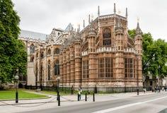 Henry VII παρεκκλησι, μοναστήρι του Westminster, Λονδίνο Στοκ Εικόνα