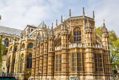 Henry VII Chapel of Westminster Abbey Royalty Free Stock Image