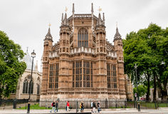Henry VII Chapel, Westminster Abbey, London Royalty Free Stock Images