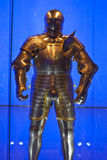 Henry VIII Armour Royalty Free Stock Photos