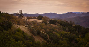 Henry W Coe State Park near Morgan Hill CA Stock Photo