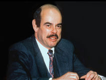 Henry Waxman. A 20-term Congressman from Los Angeles, Waxman retired in 2015.  Waxman was a liberal Democrat and a vigorous defender of human rights, social Stock Image