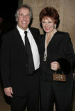 Henry Winkler and Marion Ross. 02/19/2006 - Beverly Hills - Henry Winkler and Marion Ross attend the 56th Annual ACE Eddie Awards held at the Beverly Hilton Royalty Free Stock Images