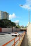 Henryen E Kinney tunnel i Fort Lauderdale, Florida Arkivbilder