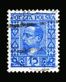 Henryk Sienkiewicz, serie, circa 1928 Stock Foto