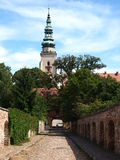Henrykow Abtei, Polen Lizenzfreie Stockbilder