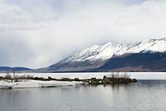 Henrys Gabel des Schlange-Flusses Lizenzfreies Stockfoto