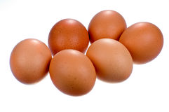 Hens egg Royalty Free Stock Photography