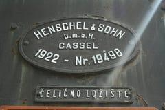 Henschel &儿子 库存照片