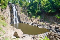 Heo Narok Waterfall, Khao Yai national park Royalty Free Stock Photos