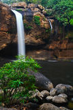 Heo Suwat waterfall in thailand Royalty Free Stock Images