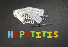 Hepatitis Stock Images