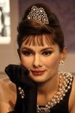 Hepburn Одри Стоковые Изображения RF
