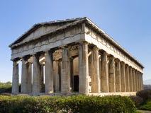 Hephaisteion ( Temple Of Hephaistos And Athena ) Stock Photography