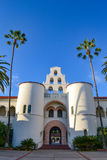 Hepner Hall at San Diego State University SDSU Royalty Free Stock Photo