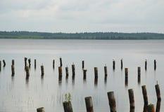 Hepoyarvy lake Royalty Free Stock Photography