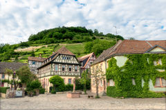 Heppenheim, Bergstrasse Germany Stock Photography